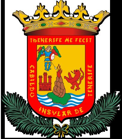 Escudo  heráldico de Tenerife
